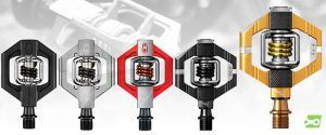 Crankbrothers Candy 1, 2, 3, 7 y 11
