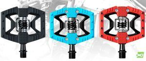 Pedales Crankbrothers Double Shot 1, 2 y 3.