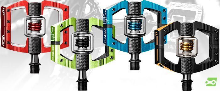 Crankbrothers Pedales - Mallet