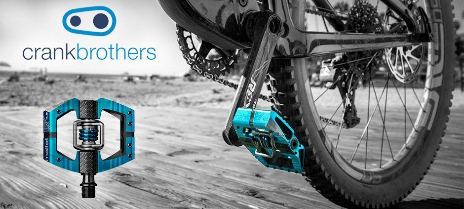 crankbrothers pedales
